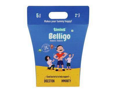 Belligo prebiotic probiotic bites pack of 2 thumb