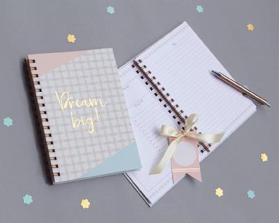 Dream big notebook thumb