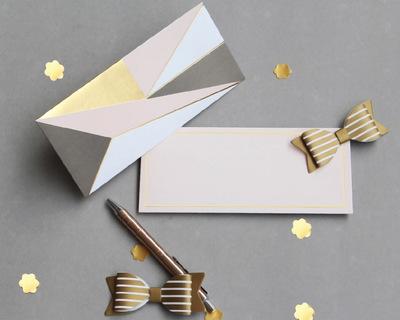 Asymmetrical money envelopes thumb