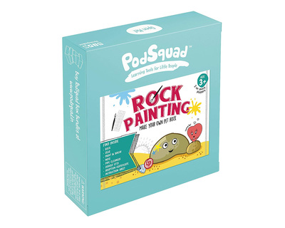 Rock painting make your own pet rock thumb