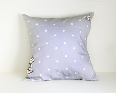 Dot s planet cushion cover thumb