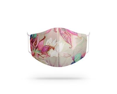 Lotus bloom face mask thumb