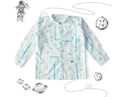 Astronaut play shirt thumb