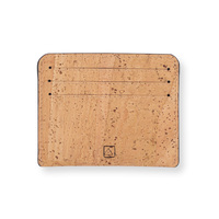 Reilly card case natural small