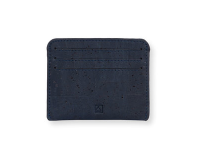 Reilly card case blue thumb