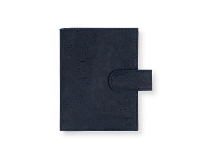 Cedar passport wallet blue maroon thumb