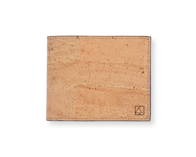Gale men s slimfold wallet natural black thumb