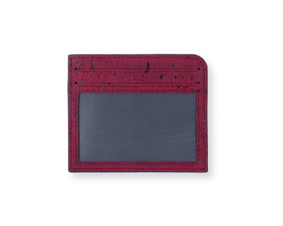 Rio card case maroon thumb