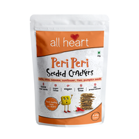 Peri peri seeded crackers small