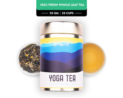 Yoga tea wellness tea thumb