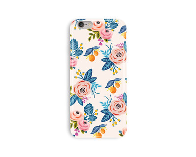 Royal flowers iphone 6 6s case thumb