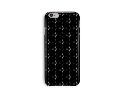 The grid phone case thumb
