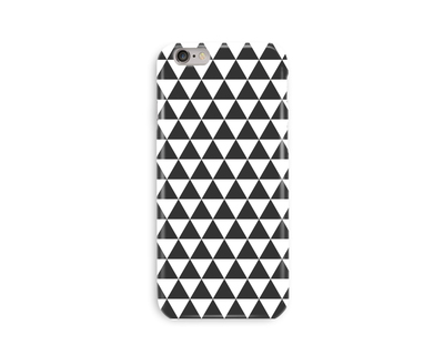 Triangles phone case thumb