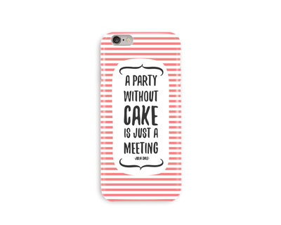 Cake party phone case thumb