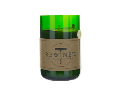 Rewined candle champagne thumb