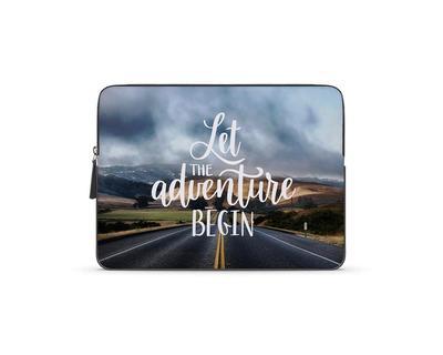 Adventure for lifetime laptop sleeve thumb