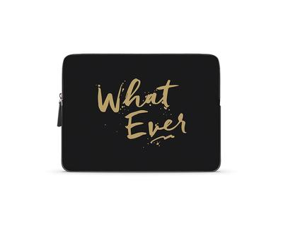 Dont care laptop sleeve thumb