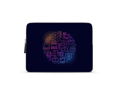 Gadget savvy laptop sleeve thumb