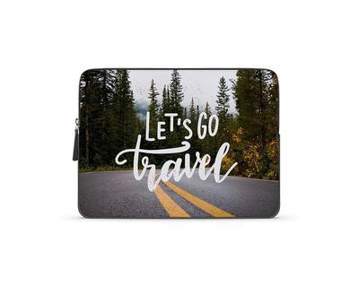 Travel for lifetime laptop sleeve thumb