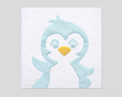 Polly penguin bathmat thumb