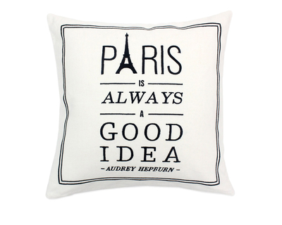 Paris cushion cover thumb