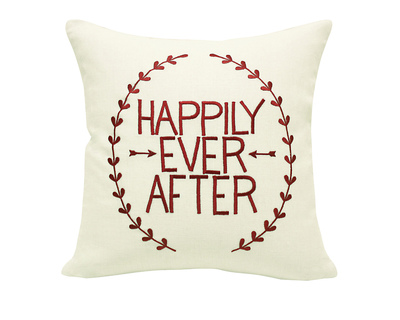 Happily ever after cushion cover thumb