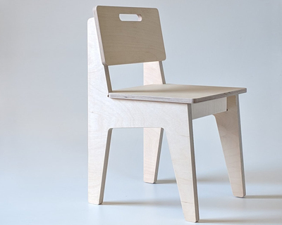 Seat wooden chair just birch thumb