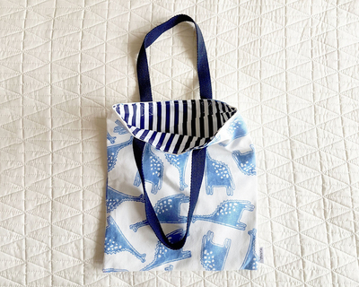 Ferry tote bag dreamy dino thumb