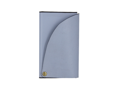 Card case holder sky blue thumb