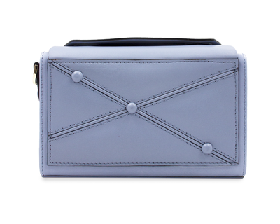 Crossroad clutch sky blue thumb