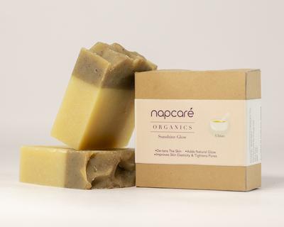 Organic ubtan turmeric soap thumb
