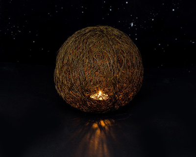 Orb of joy tea light thumb