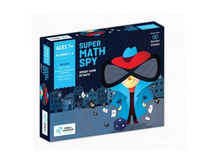 Super math spy thumb